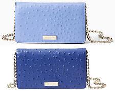 Kate Spade Alexander Avenue Isabeli  CrossBody Bag Blue Purple PICK ONE NWT