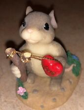Valentine Charming Tails Give Love A Shot 84/109 Mouse Slingshot