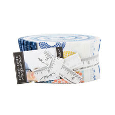 Moda Fabric Breeze Jelly Roll - Patchwork Quilting 2.5 Inch Strips