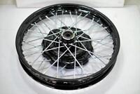 Rad, Ural, Radelli, Felge, schwarz, Halbnabe, wheel, black, half hub