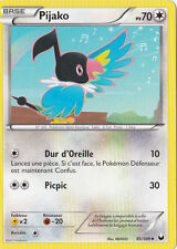 Pijako -N&B:Explorateurs Obscurs-85/108-Carte Pokemon Neuve France
