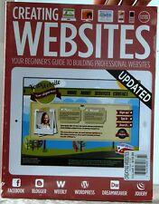 Creating WEBSITES Magazine BEGINNER'S GUIDE to Building PROFESSIONAL Updated $20