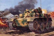 PZ.KPFW II AUSF. L LUCHS SD.KFZ 123 (GERMAN MKGS NORMANDY '44)#35107 1/35 MIRAGE