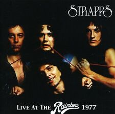 Strapps - Live at the Rainbow 1977 [New CD]