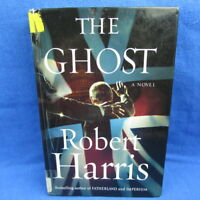 The Ghost A Novel Robert Harris Large Print Hardcover 2007