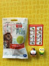 THE SECRET LIFE OF PETS SWEET PEA & NORMAN SERIES 2 MINI FIGURE SEALED BLIND BAG