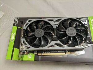 EVGA NVIDIA GeForce RTX 2060 KO 6GB GDDR6 Graphics Card
