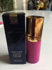 Estee Lauder Pure Color Cheek Rush Bonne Mine Blush Shade 03 -pose Rose 8g