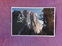 Vintage Postcard NATIONAL PARKS - YOSEMITE El Capitan SE-377