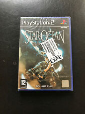 STAR OCEAN TILL THE END OF TIME (3), PS2 , PAL FR, neuf sous blister