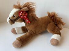 2012 Wells Fargo Pony Plush Horse  pasadena Tournament of Roses Parade