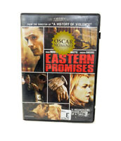 Eastern Promises (DVD, 2007, Widescreen) Pre-Owned Former Rental