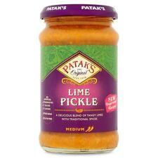 Patak's Lime Pickle - Eingelegte Limetten - 2 x 283 g