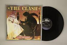 """the Clash- Rock the Casbah- 12"""" Vinyl LP- 49-03144- B198"""