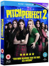 Pitch 2 5053083037642 With Elizabeth Banks Blu-ray Region B
