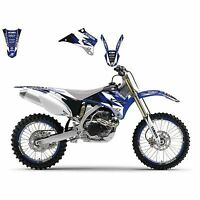 Yamaha YZ250F 2006 2007 2008 2009 Sticker Kit Graphics 2228E