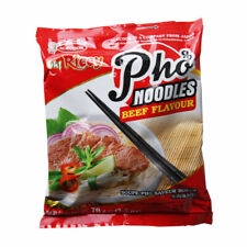 ACECOOK OH! RICEY INSTANT RICE NOODLES - BEEF FLAVOUR - CASE OF 24 PACKETS
