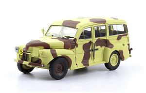 Coche militar FORD V8 C11 ADF - EGYPT - Segunda Guerra Mundial WWII - 1/43 - NEW