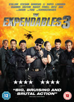 The Expendables 3 DVD (2014) Sylvester Stallone, Hughes (DIR) cert 12 ***NEW***
