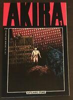 Akira #1 1988 Marvel Comic Book Price Variant