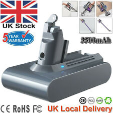 More details for for dyson v6 4.0ah battery animal sv06 dc58 dc59 dc61 dc62 dc74 absolute fluffy!