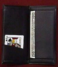 Himber Wallet (Imitation Leather) Pro Magic Trick Utility! Stocking Filler!