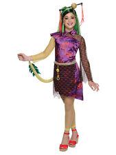 Infantil Monster High jinfire largo Fancy Dress Costume Scaris City Of Frights Niñas