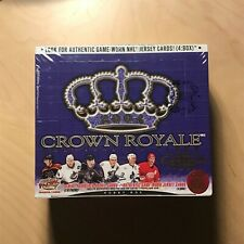 2003-04 Pacific Crown Royale Factory Sealed Hockey Hobby Box!!!RARE!!!
