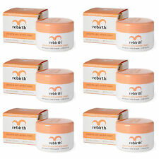 Lanopearl - Re-Birth Cream  Anti Wrinkle & *Placenta Protein* & Vit E 6 x 100g