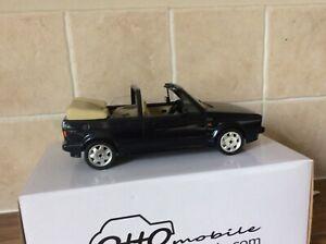 otto car model 1:18 vw mk1 golf gti rivage