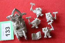 Juegos taller Warhammer Enano Thorgrim grudgebearer trono de Power metal fuera de imprenta