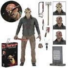 """NECA FRIDAY THE 13TH PART 4 THE FINAL CHAPTER ULTIMATE JASON 7"""" ACTION FIGURE"""