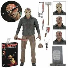 "NECA FRIDAY THE 13TH PART 4 THE FINAL CHAPTER ULTIMATE JASON 7"" ACTION FIGURE"