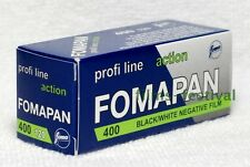 3 rolls FOMAPAN 400 B&W Film 120 Black and White