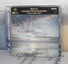 OPUS 3 SACD-22082: Best of Omnibus Wind Ensemble - 2009 GERMANY SEALED