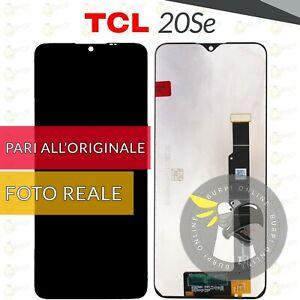 DISPLAY LCD TCL 20SE T761H VETRO TOUCH SCREEN SCHERMO PARI ALL'ORIGINALE