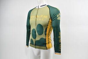 Verge Women's Medium Lees-McRae Cycling Team Long Sleeve Triumph Strike Jersey