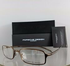 New Authentic Porsche Design P 8185 C Eyeglasses Titanium P'8185 D Frame