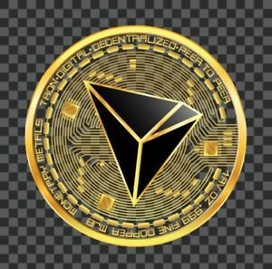 100 Tron (TRX) Coins EXPRESS CRYPTO CLOUD MINING VERTRAG Mining Contract
