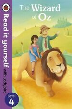 NEW BOOK The Wizard of Oz -Radit Yourself with Ladybird Level 4 by Ladybird (201
