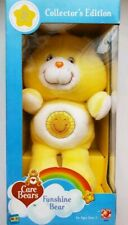 Care Bears Funshine Bear 20th Anniversary Collector's Edition