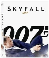 Blu Ray • SLIPCASE SKYFALL DANIEL CRAIG 007 JAMES BOND ITALIANO