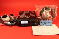 Motorola APX7500 UHF R1 380-470MHz  Single Band P25 (5) Algos w/ O2 Head
