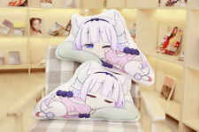 Kobayashi-san Chi no Maid Dragon Kanna Loli Pillow Plush Doll Toy Gift Two-sided