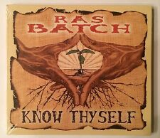 "Ras Batch ""Know Thyself"" CD I Grade Records (2012) Roots Reggae - Brand New"