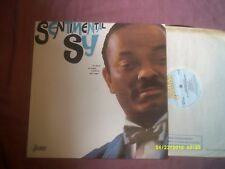 SY OLIVER-SENTIMENTAL SY Jazz LP