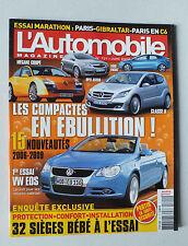 L AUTOMOBILE MAGAZINE - N° 721 - JUIN  2006 *