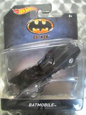 Hot Wheels Collector Series Batman 1989 Batmobile Die-Cast Michael Keaton