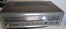Vintage Luxman R-3030 AM/FM Stereo Tuner-Amplifier Powers On AS IS