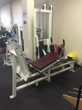 Cybex Classic Horizontal Leg Press Fitness Commercial Quality Rehab